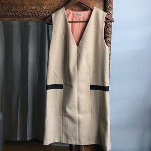 Ecru beige dress KOOKAÏ Paris